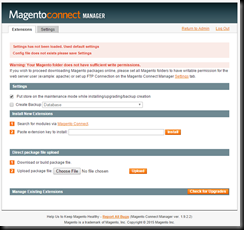 magento-connect-manager